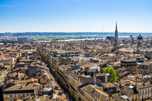Bordeaux City Centre