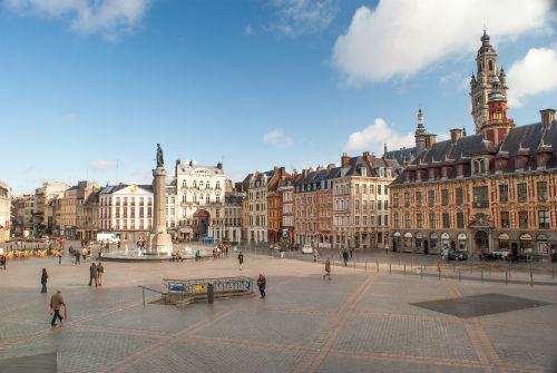 Lille City Centre - Euros 2016 Guide