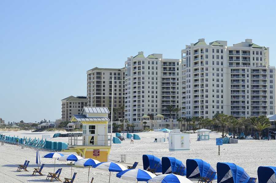 Tampa Clearwater Beach