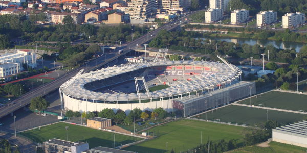 Stadium Municipal in Toulouse