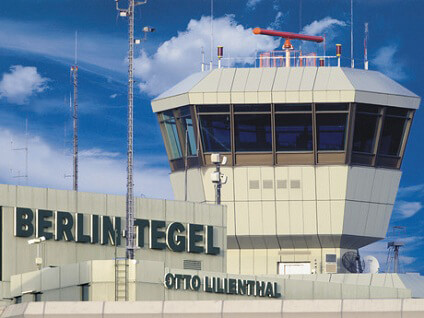 L'Aéroport Berlin Tegel