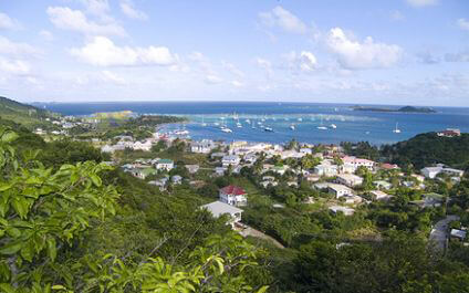Saint Barthelemy Country